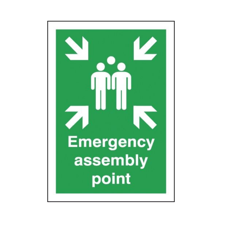 Emergency Access Point Signage Suppliers